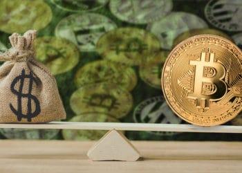criptomonedas distribución riquedas mercado bitcoin
