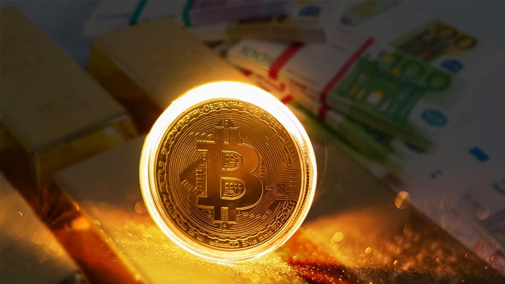 bitcoin sustituto oro dólares reserva federal