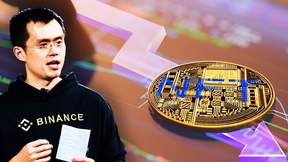 valor tokens NFT ceo binance Changpeng Zhao