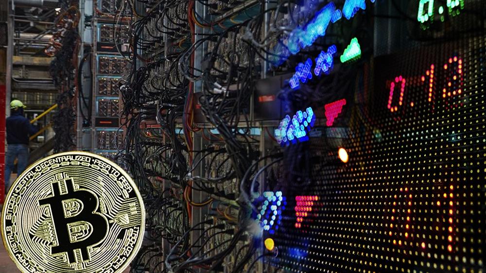 electricidad bolsa valores criptomoneda