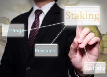 opciones staking redes Prueba participación