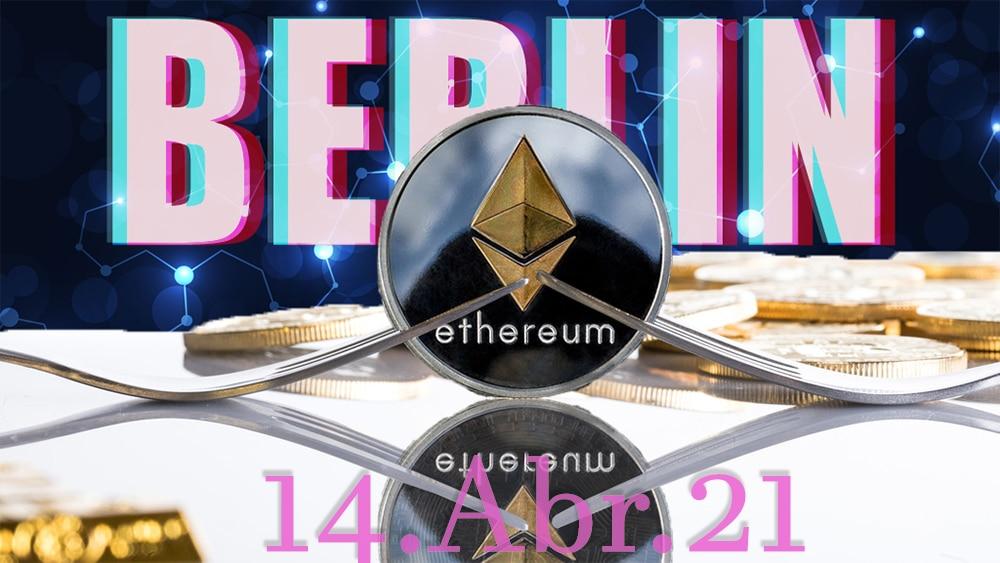 inicio bifurcación hardfork ethereum berlin
