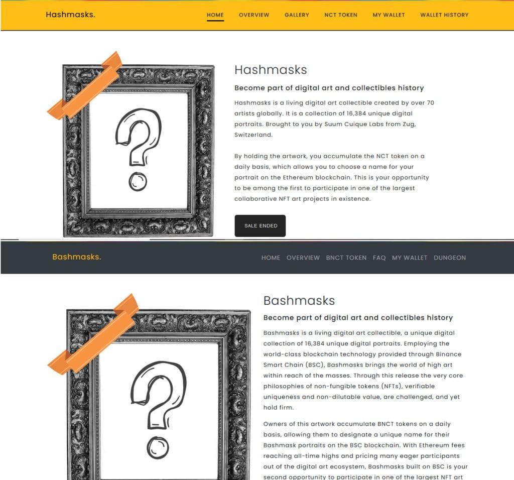 pagina web copia binance