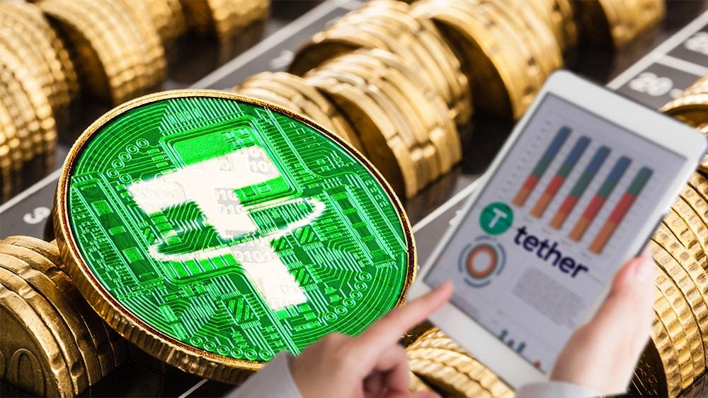 reservas dolares tether informe SEC