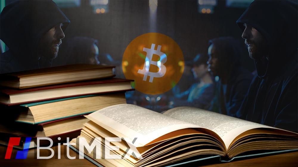 libro guerra blokchain bitcoin bitmex