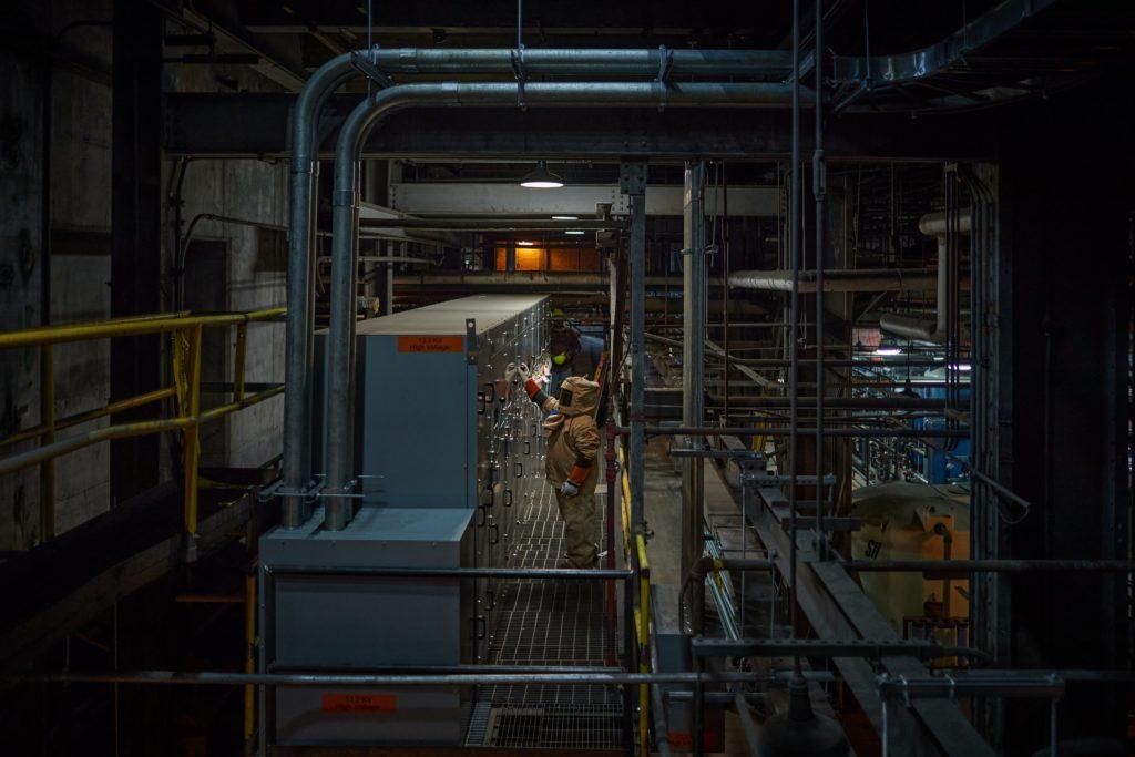 New york planta energia