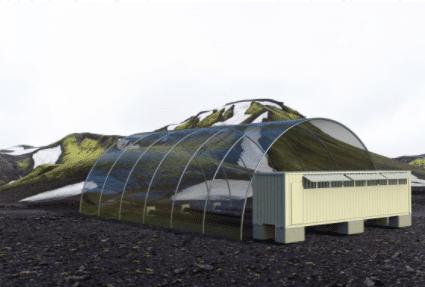 calor huella carbono mineria