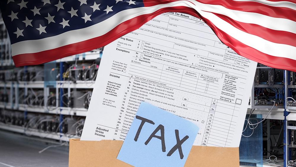 impuestos pago mineria USA