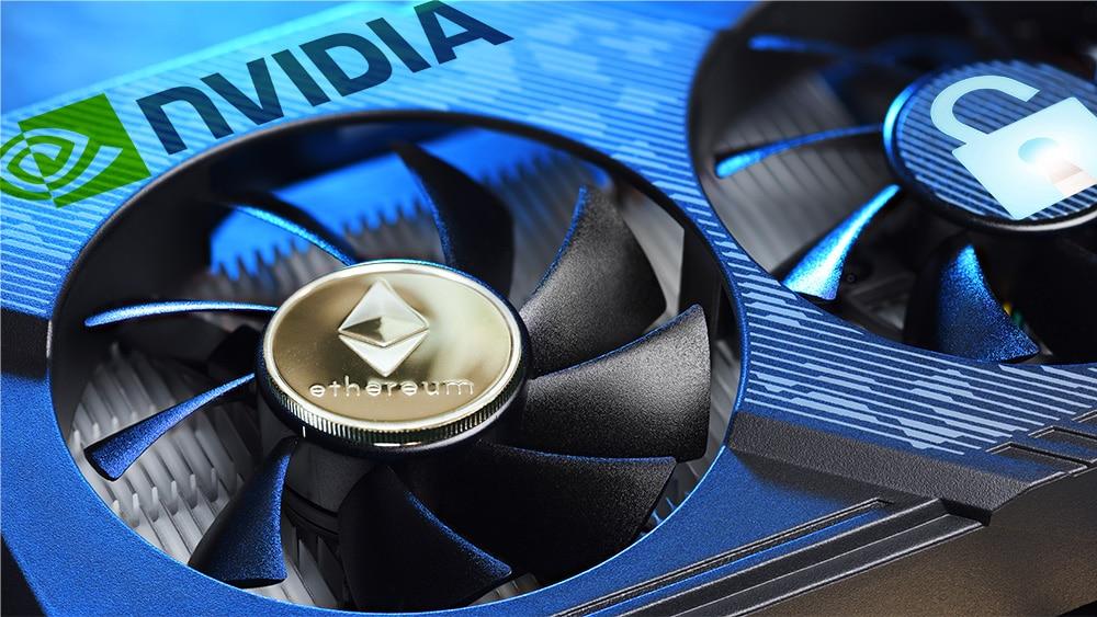 minería ethereum gpu nvidia hasrate