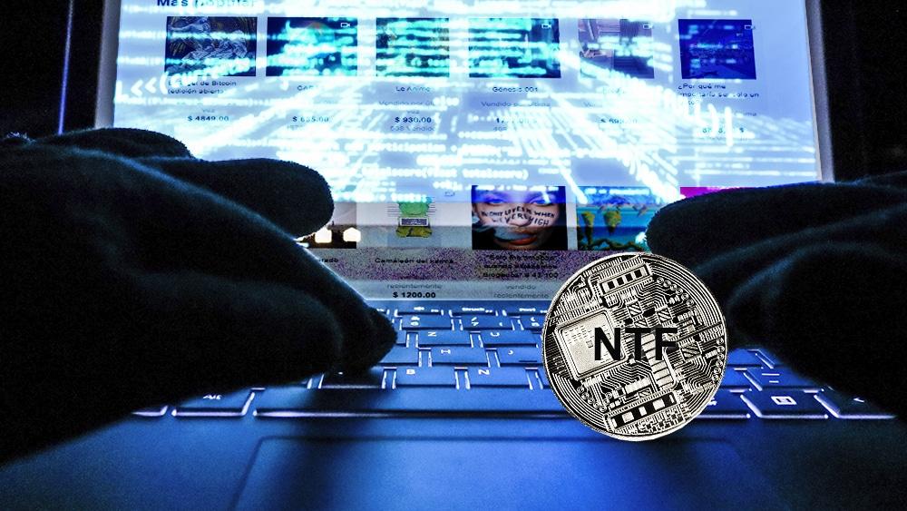 cyber delicuencia robo tokens re-venta