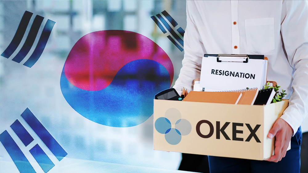 okex cierra operaciones corea sur regulaciones criptomonedas