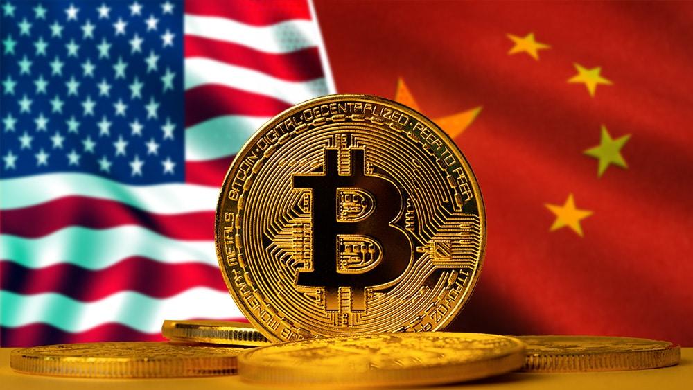patrón mercado criptomonedas bitcoin mineros china compra EEUU