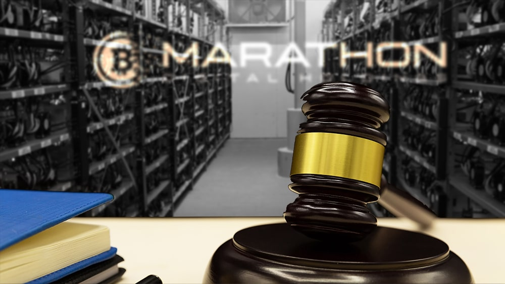 ppol minería bitcoin regulado Estados Unidos Marathon