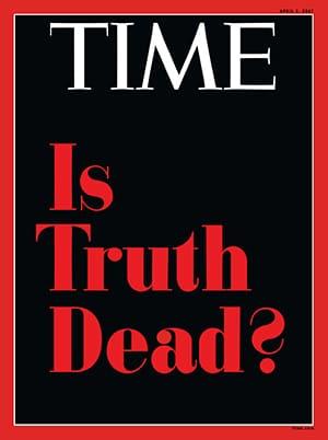 token coleccionable portada revista time