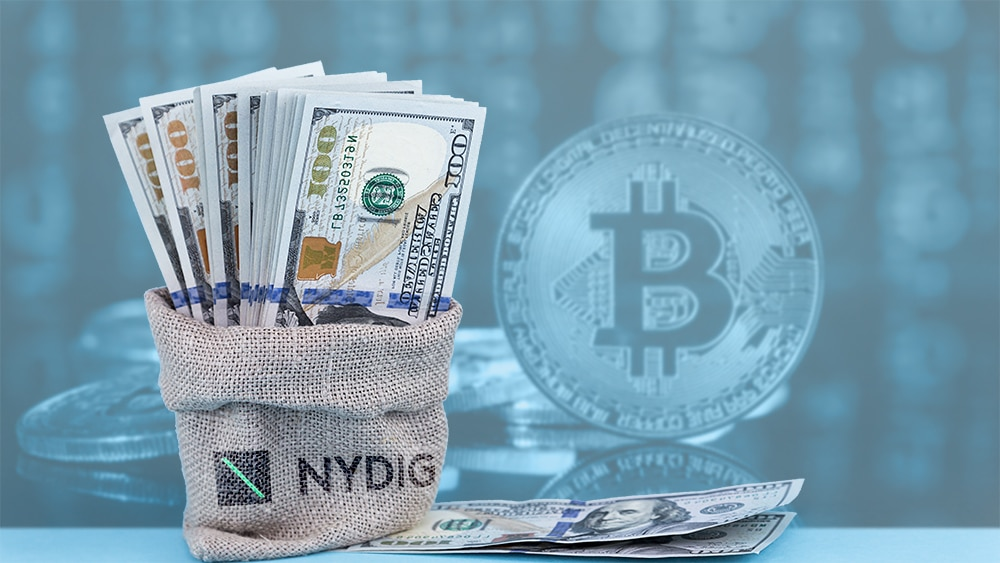 inversión desarrollo soluciones bitcoin NYDIG