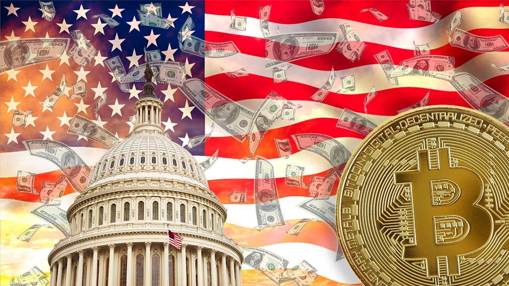 Estados Unidos ley auxilio económico bitcoin