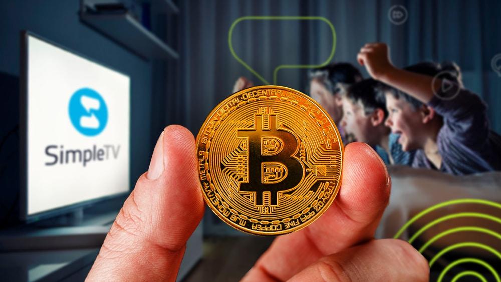 pago servicios televisión bitcoin venezuela simpletv