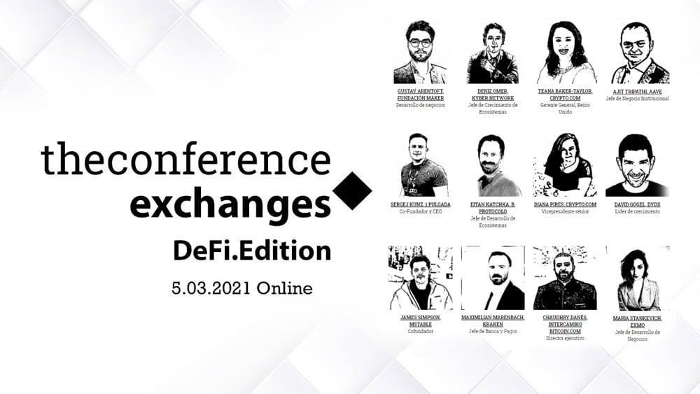 finanza descentralizada evento 2021