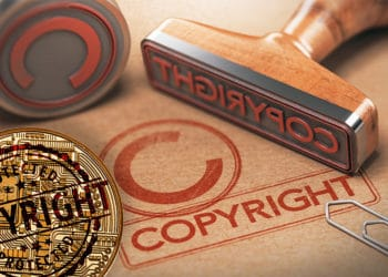 registro derechos de autor blockchain italia token NFT