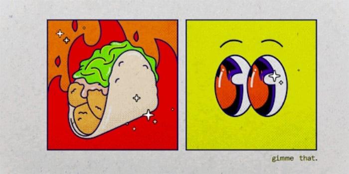 token coleccionable taco bell