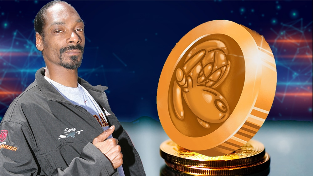 tokens coleccionables nft ethereum Snoop Dogg