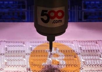 500.com compra productora chips asic minería bitcoin