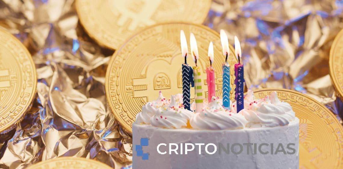 criptonoticias aniversario cumpleaños bitcoin