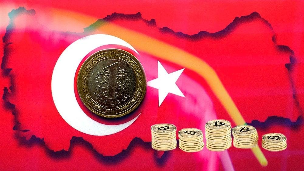 Turquía lira bitcoin