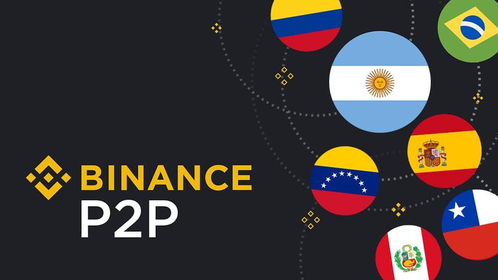 Dónde comprar y vender bitcoin en Binance P2P - Colombia