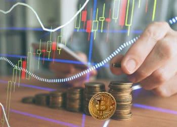 bitcoin inflación grafico