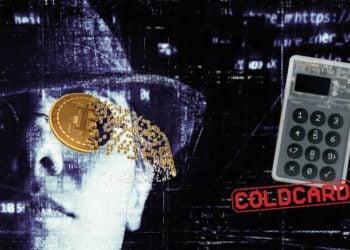 cold wallet cartera seguridad
