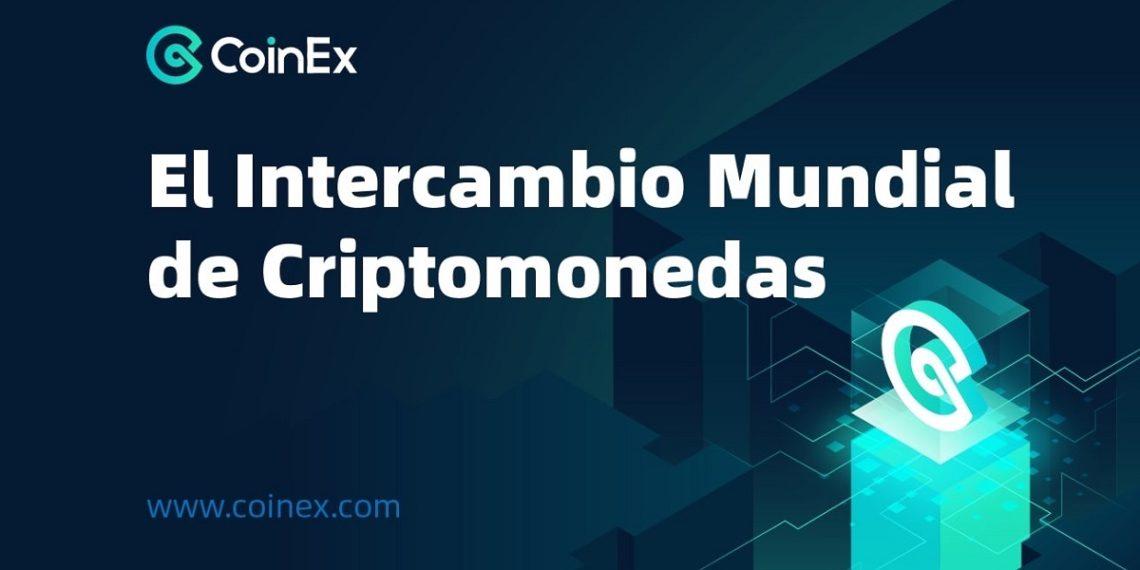 Exchange CoinEx para el trading mundial de criptomonedas