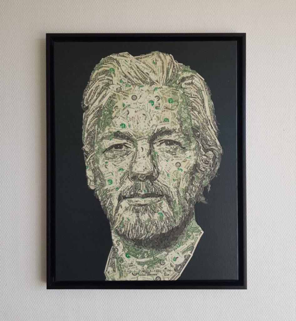 assange wikileaks subasta