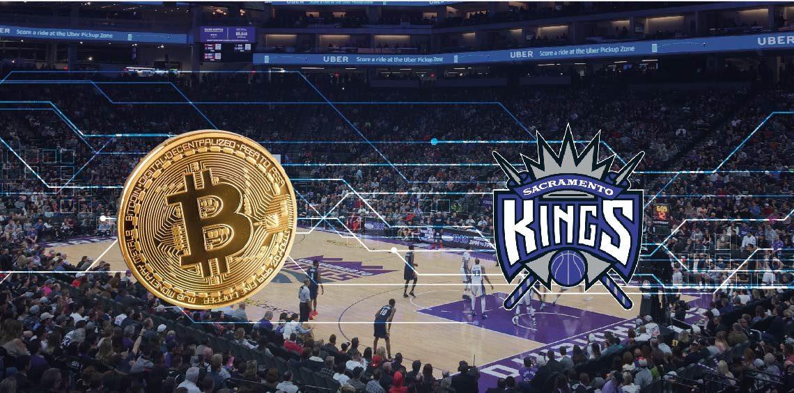 Sacramento Kings bitcoin