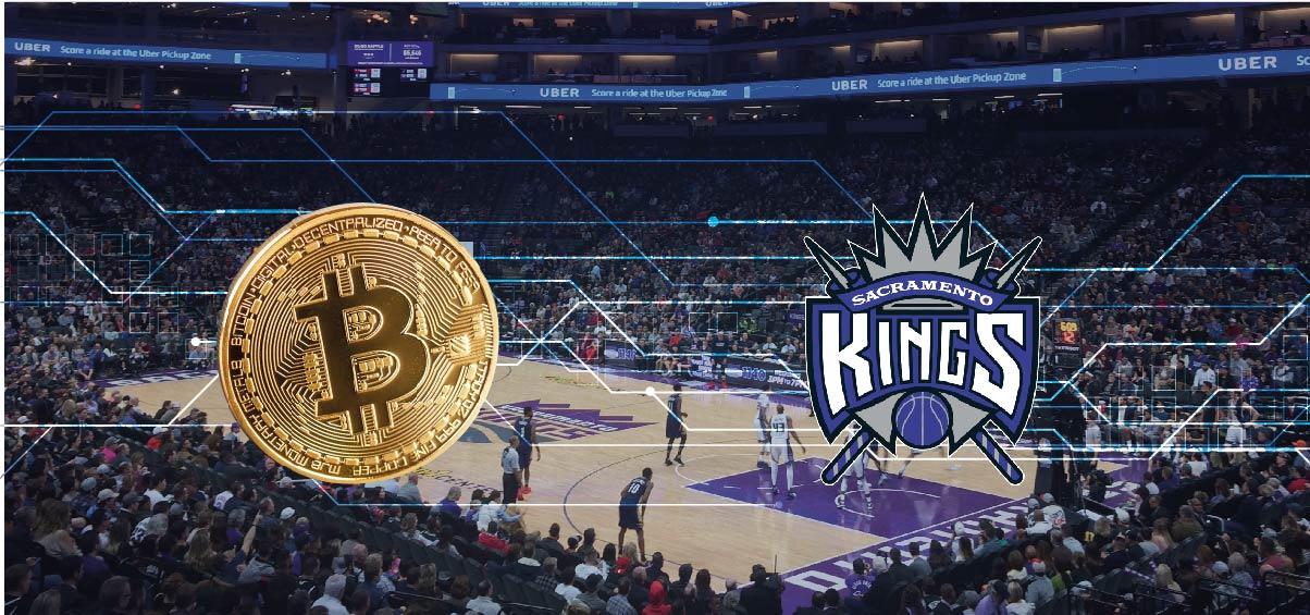 Sacramento Kings de la NBA ofrece a todos sus jugadores pago de salario en bitcoin