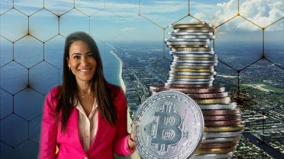 Funcionaria propone a bitcoin para pagar impuestos y servicios en Miami