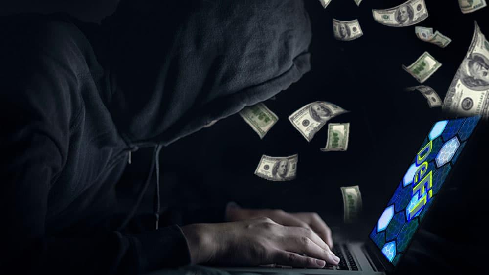 dolares defi hacker