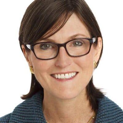 Cathie Wodd