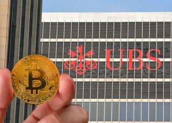 El banco UBS, con 159 años de antigüedad estudia la posibilidad de ofrecer bitcoin a sus clientes más exclusivos. Composición por CriptoNoticias Fuentes:  UBS  /  es.wikipedia.org  ;