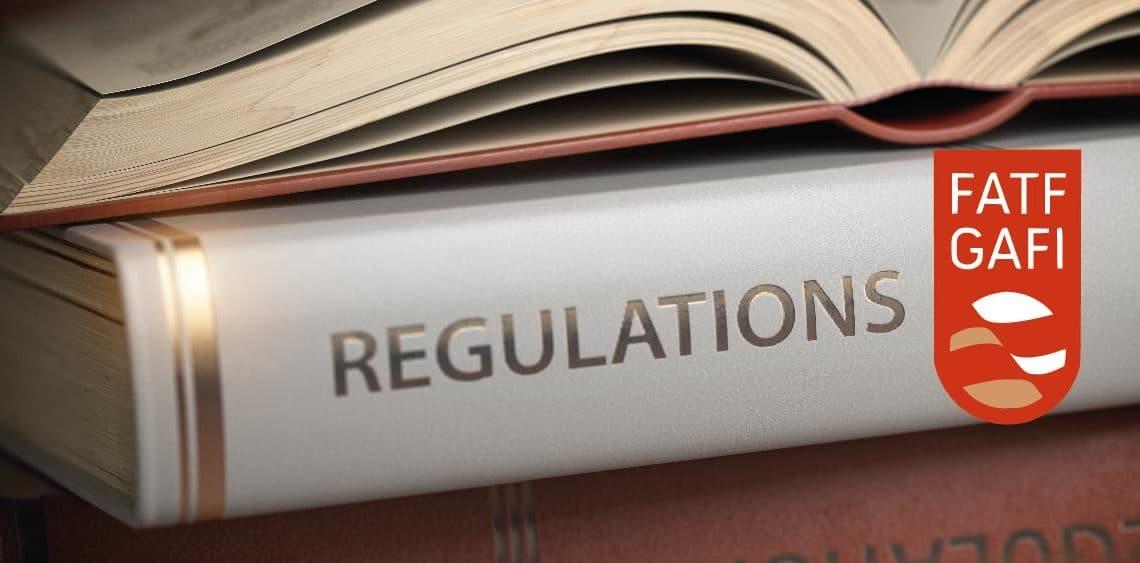 GAFI regulación