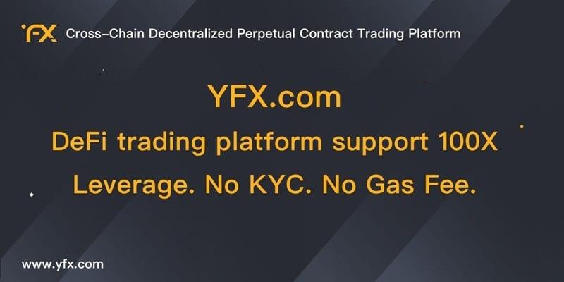 Plataforma de trading DeFi YFX.com