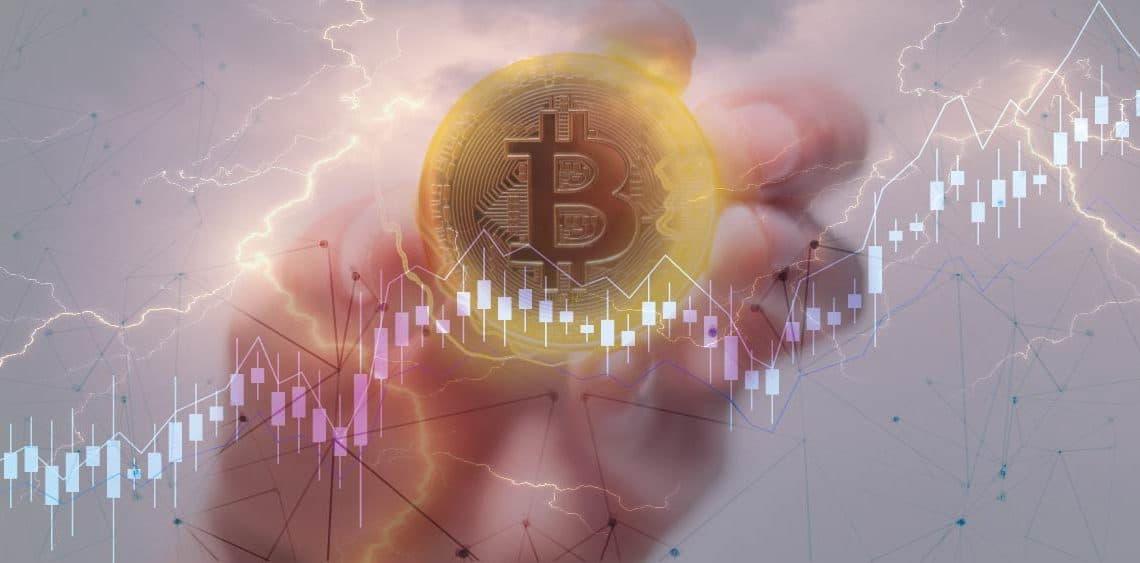 red lightning bitcoin