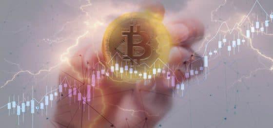Red Lightning de Bitcoin crece 95% y ya cuenta con 10.000 nodos activos
