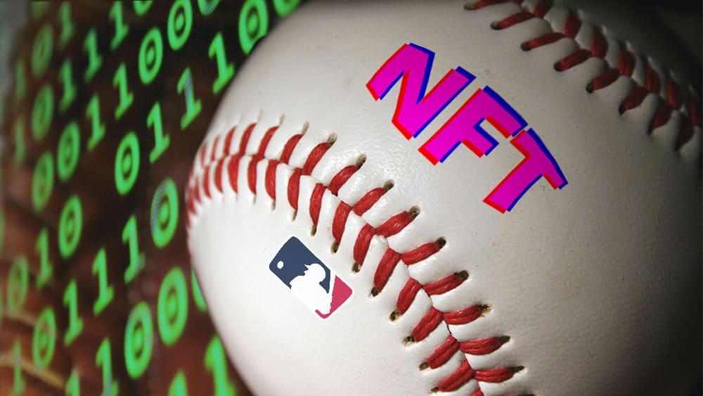 MLB NFT beisbol