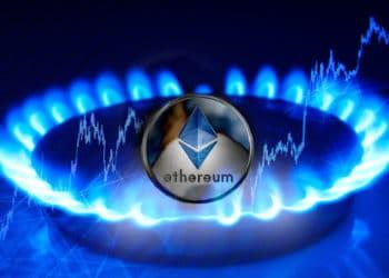 ethereum gas alza