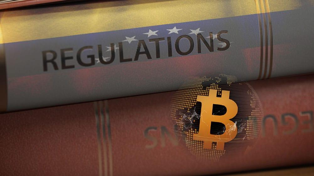 regulaciones venezuela bitcoin