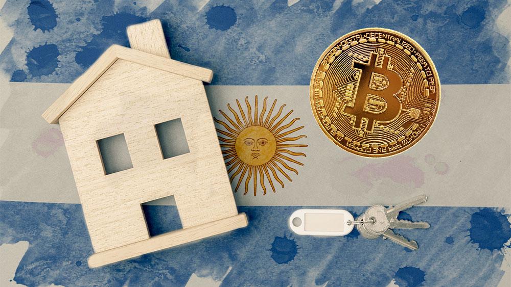 argentina bienes raices bitcoin