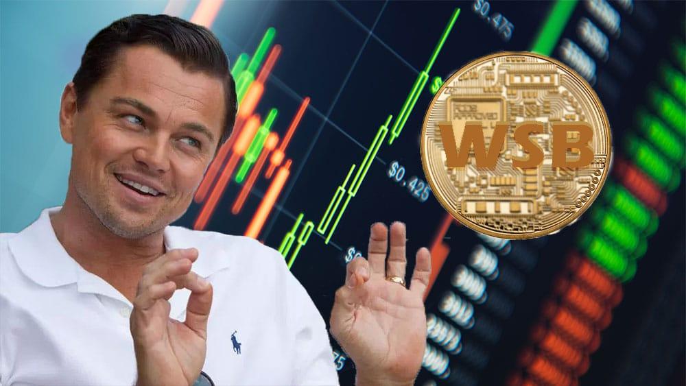 Leonardo Di Caprio y WBS sobre gráfico.