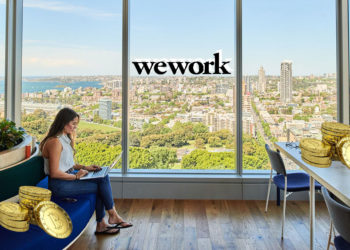 wework bitcoin