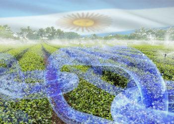 registro blockchain uso agua agreicultores argentina